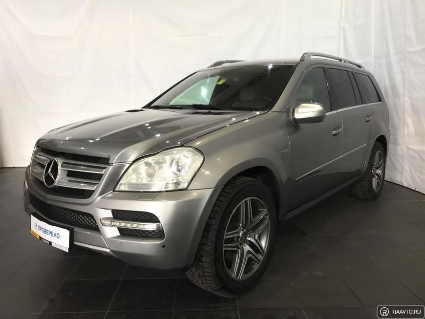 Mercedes-Benz GL-Класс с пробегом